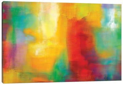 Color My World Canvas Art Print