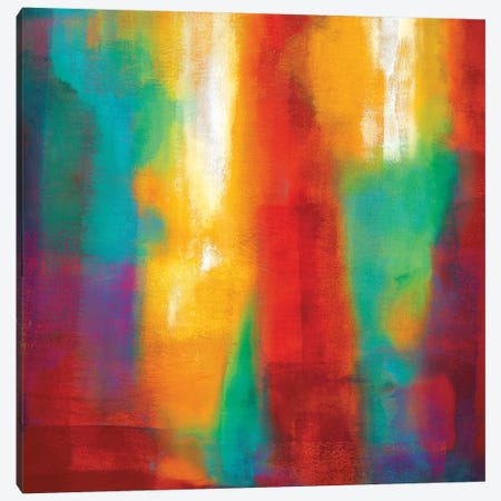 Lust For Life I Canvas Print #NAR2} by Natalie Rhodes Canvas Art