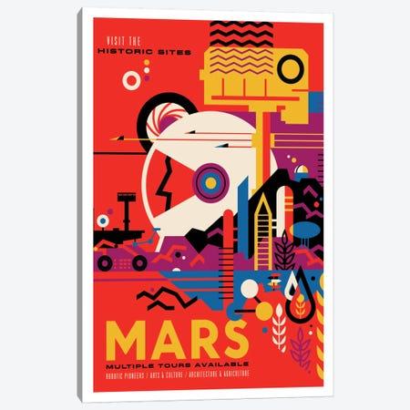 Mars Canvas Print #NAS10} by NASA Canvas Print
