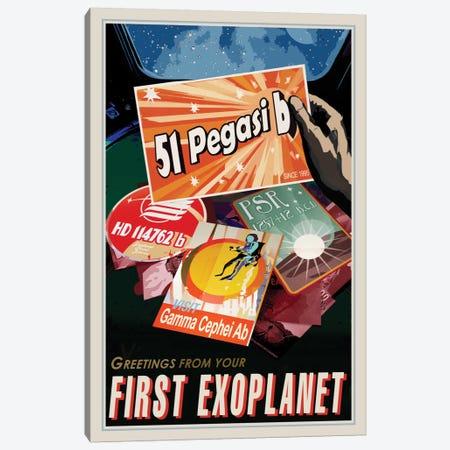 51 Pegasi b Canvas Print #NAS11} by NASA Art Print