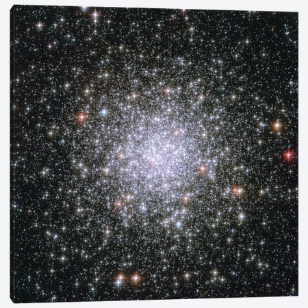 Cosmic Riches, Messier 69 Canvas Print #NAS34} by NASA Canvas Art