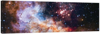 Celestial Illumination Canvas Art Print