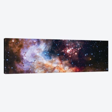 Celestial Illumination Canvas Print #NAS56} by NASA Canvas Art