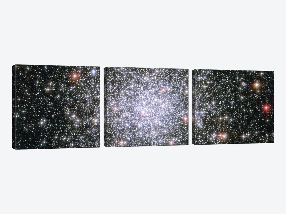 Cosmic Stardust by NASA 3-piece Canvas Art