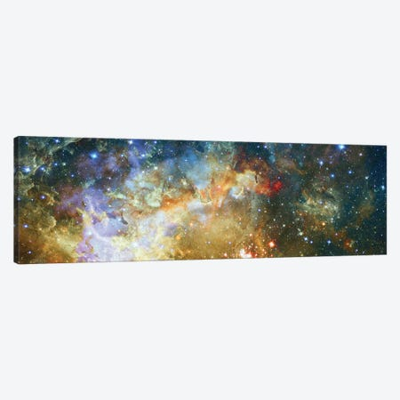 Crescent Burst Canvas Print #NAS58} by NASA Canvas Print