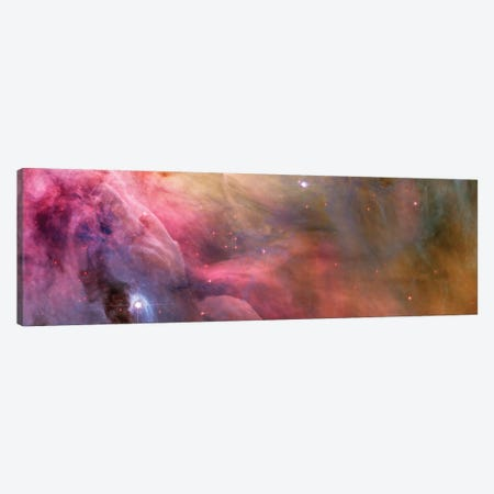 Flow Of Nebula Canvas Print #NAS61} by NASA Canvas Wall Art