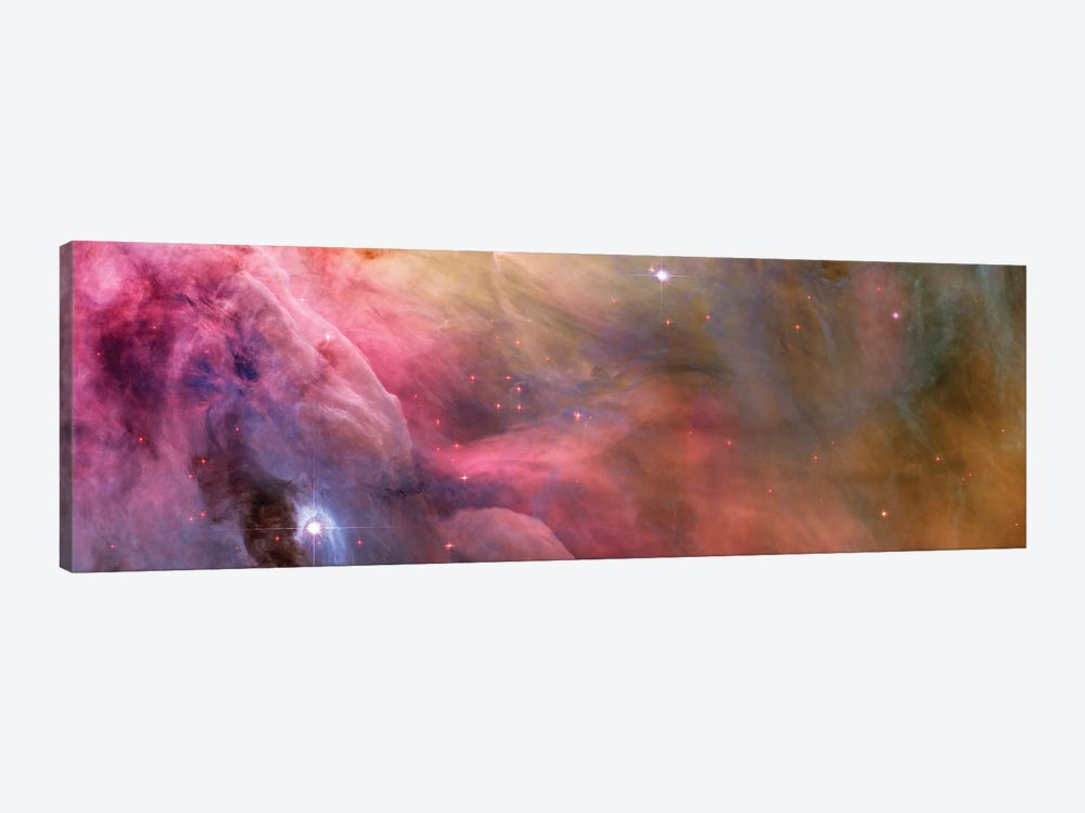 Flow Of Nebula by NASA 1-piece Art Print