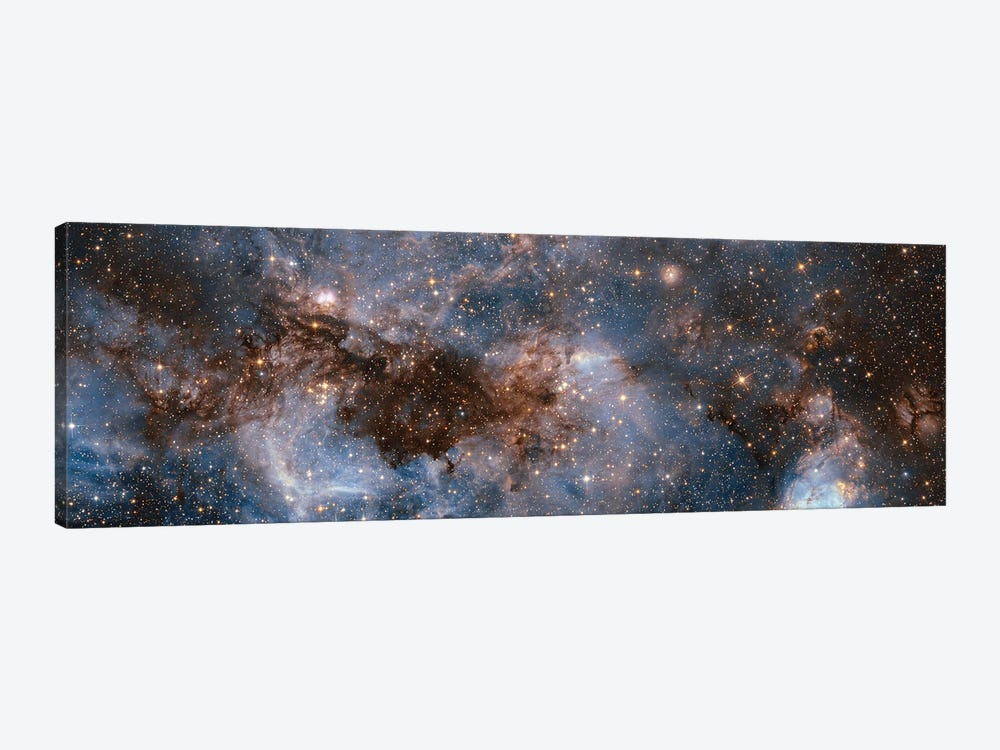 Glowing Stardust by NASA 1-piece Canvas Wall Art