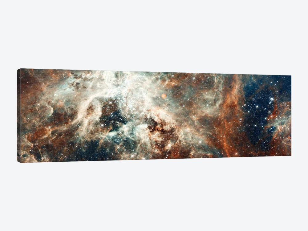 Stardust Flare 1-piece Canvas Art Print