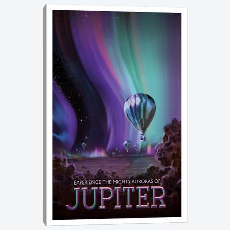 Jupiter Canvas Print #NAS7} by NASA Canvas Wall Art