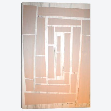 The Maze I Canvas Print #NAV10} by Natalie Avondet Canvas Art