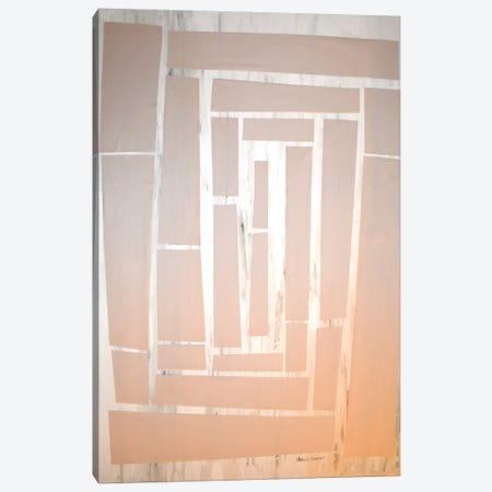 The Maze I Canvas Print #NAV10} by Natalie Avondet Canvas Art