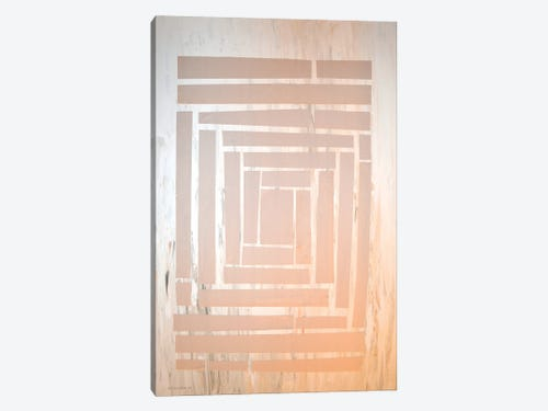 The Maze Ii Canvas Art By Natalie Avondet Icanvas
