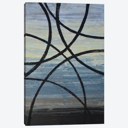 Tangled Loops II Canvas Print #NAV5} by Natalie Avondet Canvas Print