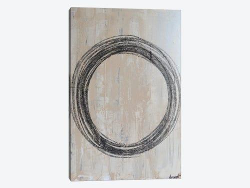 Circular Ii Canvas Artwork By Natalie Avondet Icanvas