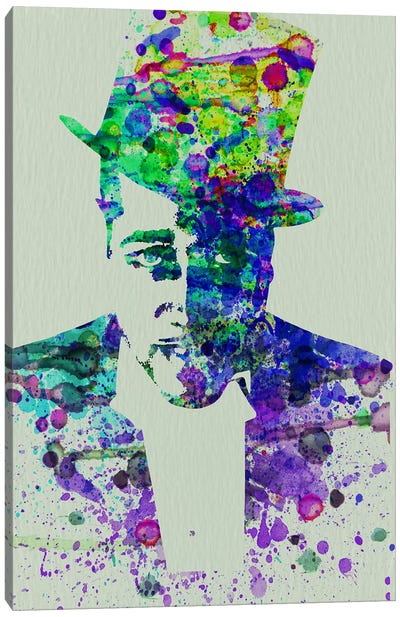 Duke Ellington Canvas Art Print