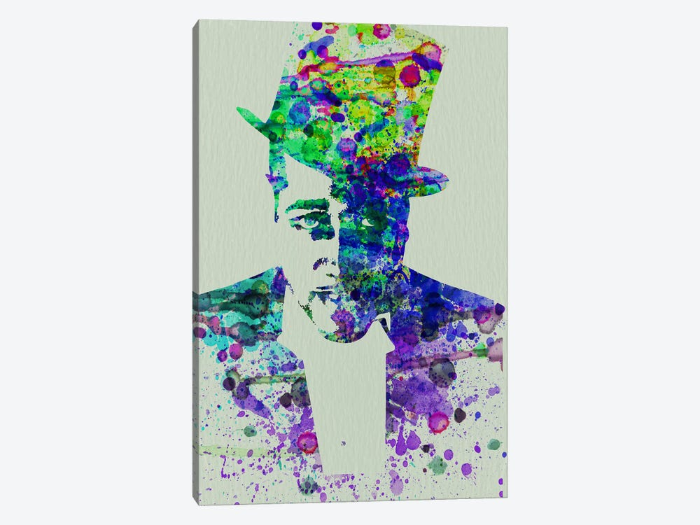 Duke Ellington by Naxart 1-piece Canvas Wall Art