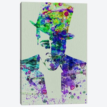 Duke Ellington Canvas Print #NAX110} by Naxart Canvas Art Print