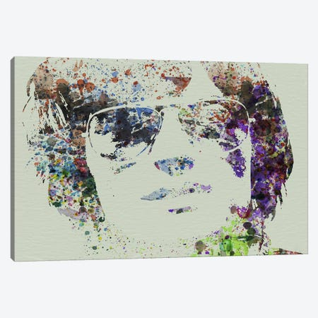 Peter Fonda (Easy Rider) Canvas Print #NAX115} by Naxart Canvas Wall Art