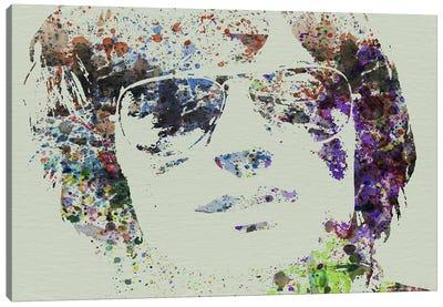 Peter Fonda (Easy Rider) Canvas Print #NAX115