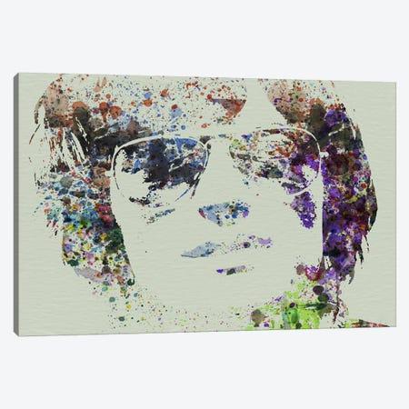 Peter Fonda (Easy Rider) Canvas Print #NAX115} by Naxart Canvas Wall Art