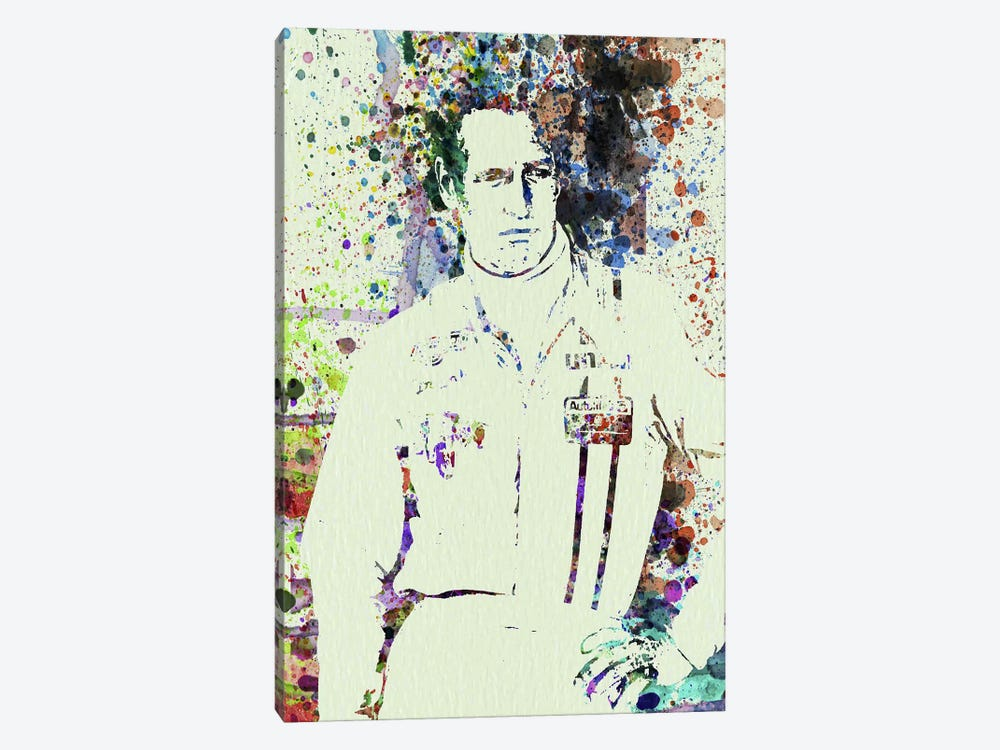 Paul Newman by Naxart 1-piece Art Print