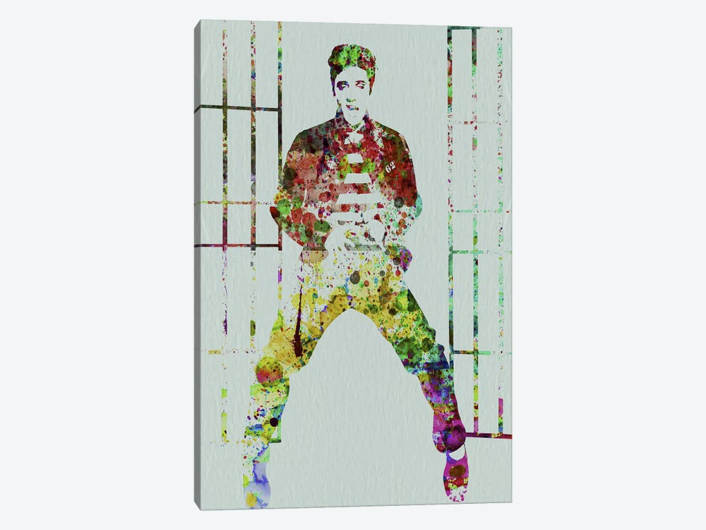 Elvis 1-piece Canvas Print