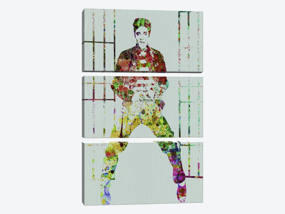 Elvis by Naxart 3-piece Canvas Art Print