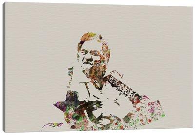 Johnny Cash Canvas Print #NAX123