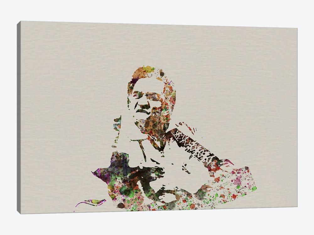 Johnny Cash by Naxart 1-piece Canvas Artwork