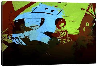 Ferrari Watercolor II Canvas Print #NAX141