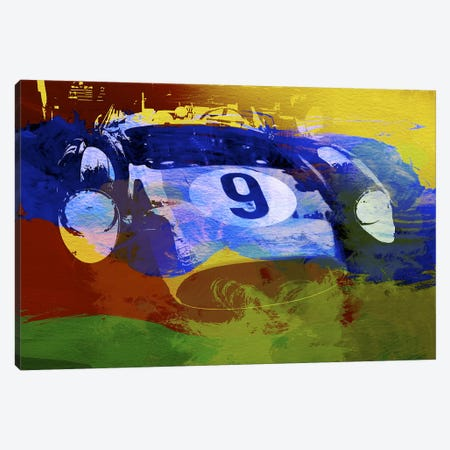 Ferrari Testarossa Canvas Print #NAX145} by Naxart Canvas Print