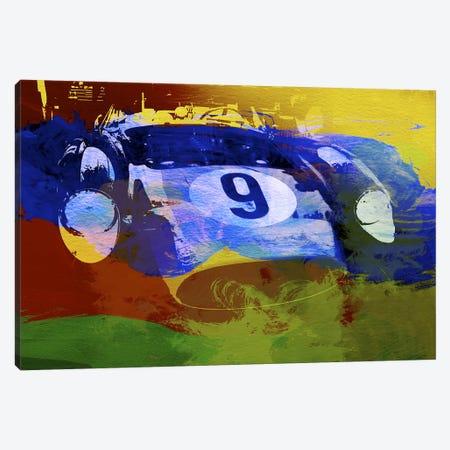 Ferrari Testarossa Canvas Print #NAX145} by Naxart Canvas Print