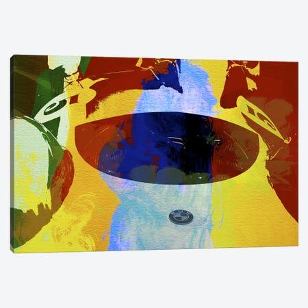 BMW Open Cockpit Canvas Print #NAX151} by Naxart Art Print