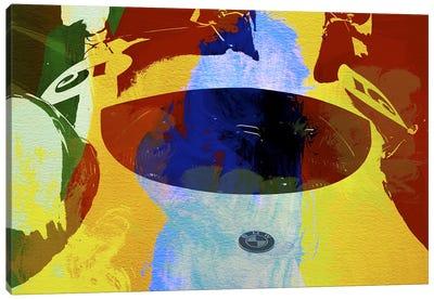 BMW Open Cockpit Canvas Art Print