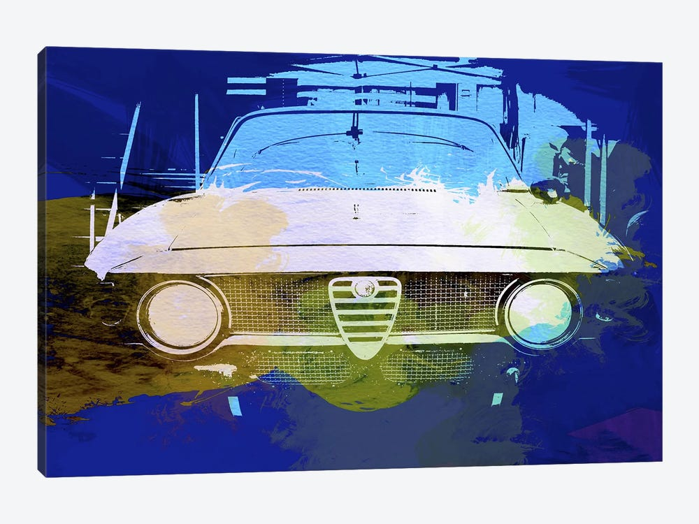 Alfa Romeo by Naxart 1-piece Canvas Art