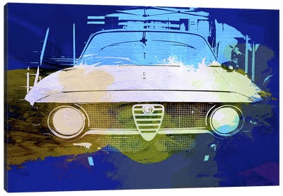Alfa Romeo Canvas Art Print