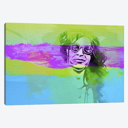 Ozzy Osbourne 3-Piece Canvas #NAX17} by Naxart Canvas Print