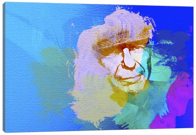 Leonard Cohen Canvas Art Print