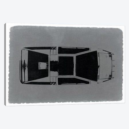 1972 Maserati Boomerang 3-Piece Canvas #NAX215} by Naxart Canvas Art Print