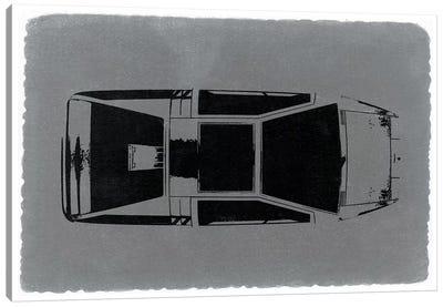1972 Maserati Boomerang Canvas Art Print