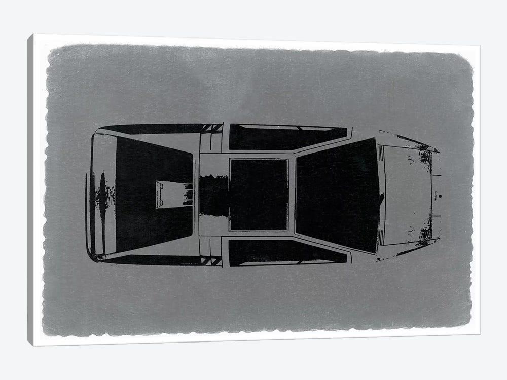 1972 Maserati Boomerang by Naxart 1-piece Art Print