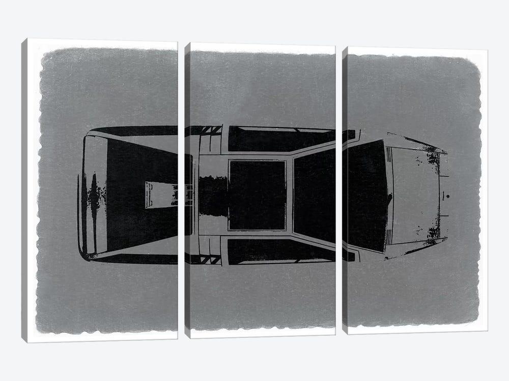 1972 Maserati Boomerang by Naxart 3-piece Art Print