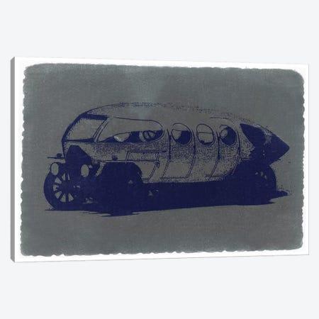 ALFA 40/60 HP Aerodinamica (Siluro Ricotti) Canvas Print #NAX216} by Naxart Canvas Art Print