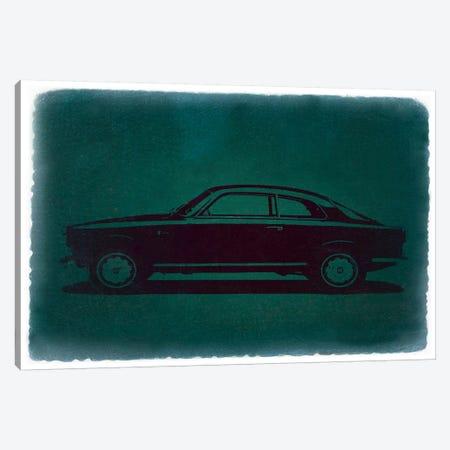 Alfa Romeo GTV (Grand Turismo Veloce) Canvas Print #NAX217} by Naxart Canvas Print