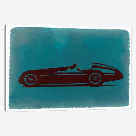 Alfa Romeo 158/159 (Alfetta) Canvas Print #NAX218} by Naxart Canvas Artwork