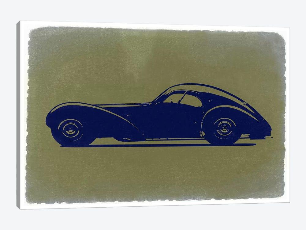 Bugatti Type 57SC Atlantic by Naxart 1-piece Canvas Print