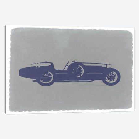 Bugatti Type 35 Canvas Print #NAX224} by Naxart Canvas Artwork