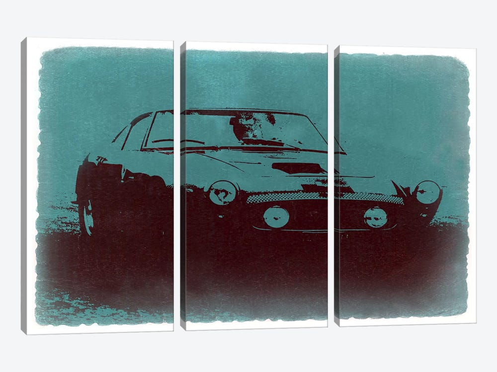 Ferrari 275 GTB 3-piece Canvas Artwork