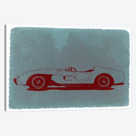 Ferrari Canvas Print #NAX229} by Naxart Canvas Art Print